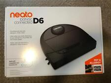 Neato D6 Botvac Wi-Fi Connected Robotic Vacuum 100-240V, Warranty NEW