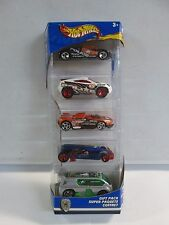 Hot Wheels Gift Pack Police 5 Pack