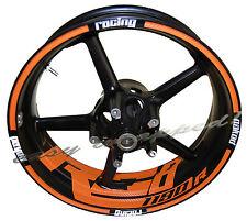 KTM RC8 1190R Racing - wheelsticker Felgenaufkleber Motorrad Sticker