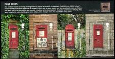MS2954 2009 Post Boxes miniature sheet UNMOUNTED MINT