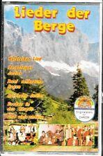 """Lieder der Berge """" MC mit 15 beliebten Titeln Original Verpackt + Original Stars"""