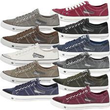 Dockers by Gerli 30ST027 Schuhe Herren Washed Canvas Freizeit Sneaker 30ST027