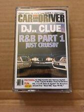 DJ Clue R&B Vol. 1 Just Cruisin RARE 90s RNB Mixtape Tape NYC Hip Hop Cassette