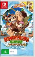 Donkey Kong Country Tropical Freeze Nintendo Switch Brand New