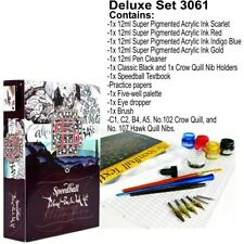 Speedball Deluxe Pen and Ink Kit 3061. Delivery