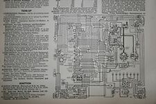 1946 1947 1948 1949 1950 Plymouth  Ignition Wiring Diagram Switch coded wires