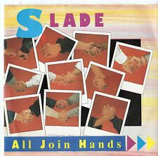"""Slade - All Join Hands 7"""" Single 1984"""