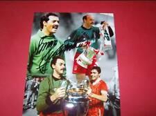 Bruce Grobbelaar Liverpool Legend signed photo COA EPS