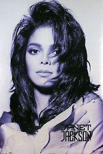 Janet Jackson 1990 Original Store Poster