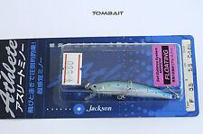 Jackson athlete f5.5 floating c-14td sardina japón colgantes jerkbait Crankbait