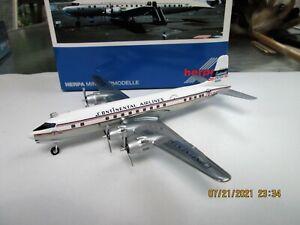 Herpa 200: Continental/United  Airlines DC-6B N90961 Orig Cls