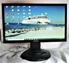 Hanns G HP225DJB 55,8 cm (22,5 Zoll) LED Monitor (VGA, DVI) schwarz Monitor 1 J