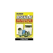 Kilrock Descalene Washing Machine Descaler and Dishwasher Descaler 2 Doses