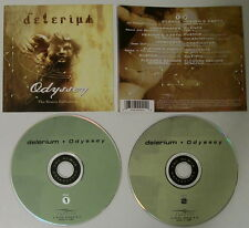 Delerium - Odyssey {The Remix Collection} (2 CDs, 2001) BN, Rare, & Sealed!