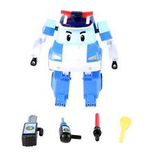 Academy Robocar Deluxe POLI Transformable Toy Korean Animation