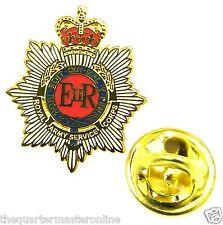 RASC Royal Army Service Corps Lapel Pin Badge