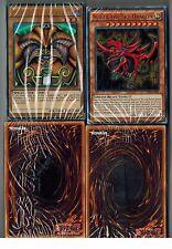 Lot of 2 Exodia* Decks (YGLD+LDK2)* Egyptian Gods + Ties + Spellcasters* YUGIOH