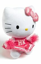 Ty Beanie Baby - Hello Kitty (Cheerleader Pink) (6 inch) Stuffed Animal