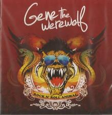 Gene The Werewolf – Rock N' Roll Animal (CD) NEW/SEALED