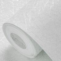 "Vinyl Self Adhesive White Silk Wallpaper Wall Cover Stickers Bedroom Decor 118"""