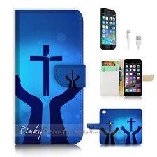 ( For iPhone 6 Plus / iPhone 6S Plus ) Case Cover P2726 Cross God