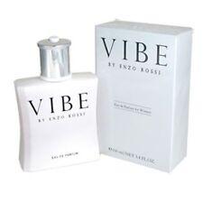 VIBE By Enzo Rossi for Women. Eau De Parfum Spray 3.4 Fl.Oz. / 100 ml New Sealed