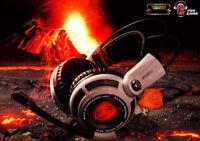 Somic G941 Gaming Headset 7.1 Virtual Surround Sound Effect Gaming Headset