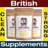 Clean Natural Vitamin C Veg Caps British Supplements Not Ascorbic Acid 3 Months