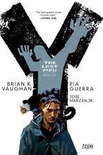 Y : The Last Man by Brian K. Vaughan (2014, Paperback)