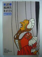 BENOIT PEETERS LES BIJOUX RAVIS 1984 EO MAGIC STRIP TIRAGE DE TETE SIGNE TBE