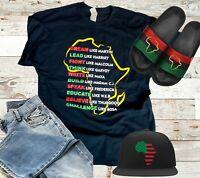 DREAM LIKE. Black History t-shirt. Black History Tee. Black History  Month Shirt