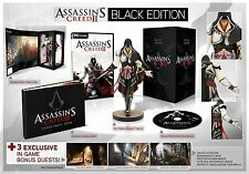 Assassins Creed II Black Edition for PC by Ubisoft, 2009, Fantasy, Sealed