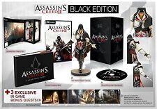 assassins creed ii black edition für pc von ubisoft, 2009, fantasy, versiegelt