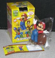 GENUINE Furuta 2015 Super Mario Bros 3D WORLD 2 Game Figure Toy Skipsqueak JP