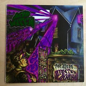 "ACID WITCH Witch House 7"" 45rpm Vinyl EP Ltd doom metal hooded menace halloween"
