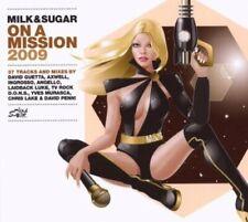 Milk & Sugar On a mission 2009 (Axwell, BK Duke, Jerry Ropero, Jesse Pe.. [2 CD]