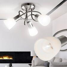 Design 3er Decken Leuchte Schlaf Zimmer Beleuchtung Flur Bad Küchen Lampe Licht