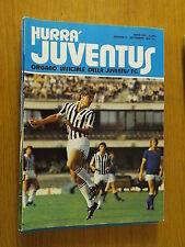 HURRA JUVENTUS # 9 - SETTEMBRE 1979 - COPERTINA CON ROBERTO BETTEGA
