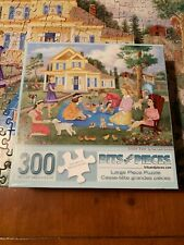 """Bits and Pieces 300 Large Piece Puzzle """"Girl's Fun"""""""