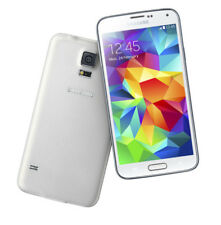 Samsung Galaxy S5 LTE-A SM-G906S - 16GB - Shimmery White (Unlocked) Smartphone