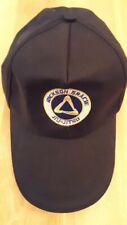 Rickson Gracie Jiu-Jitsu Navy Blue Hat