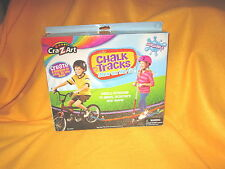 Cra-z-Art Chalk Tracks Draw On The Go Bicycle Scooter Attachment Holder New