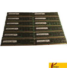 192GB (12 x 16GB) HP Memory For Proliant DL320 DL360 DL370 DL380 ML330 ML350 G6