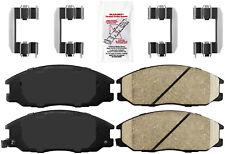 Disc Brake Pad Set-4WD Front Autopartsource PRC864