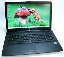 HP 15-da0002ng 15.6 Zoll Intel N4000 bis 2.6 GHz SSD 128 GB 4 GB RAM DVD Win 10