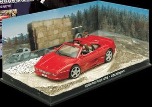 Ferrari 355 Diecast Model Car from James Bond GoldenEye DY010