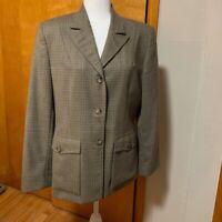 Vintage size 12 women's Ralph Lauren Green Label Blazer/Jacket