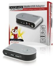 Convertidor USB Audio/phono Konig