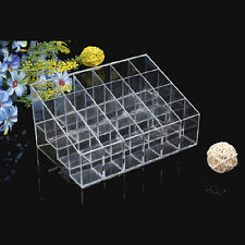 24lipstic Kmakeup Cosmetic Storage Display Rack Holder Organiser Clear Stand GG 24 Lipstick Stand Case