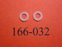 Crosman - Two (2) Urethane O-Ring Seals - Part # 166-032